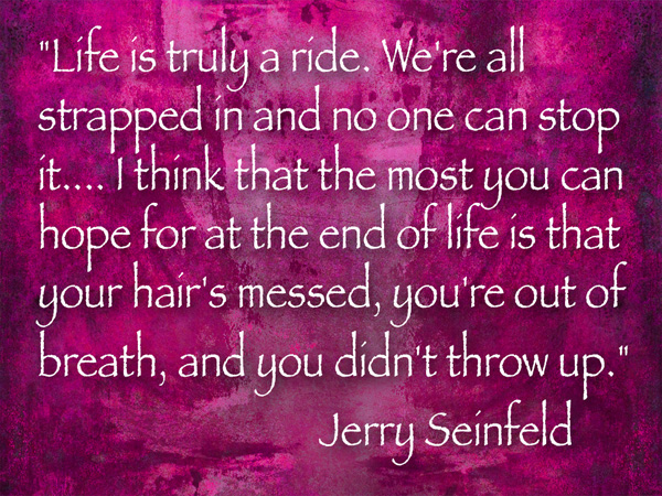 jerry seinfeld quote image